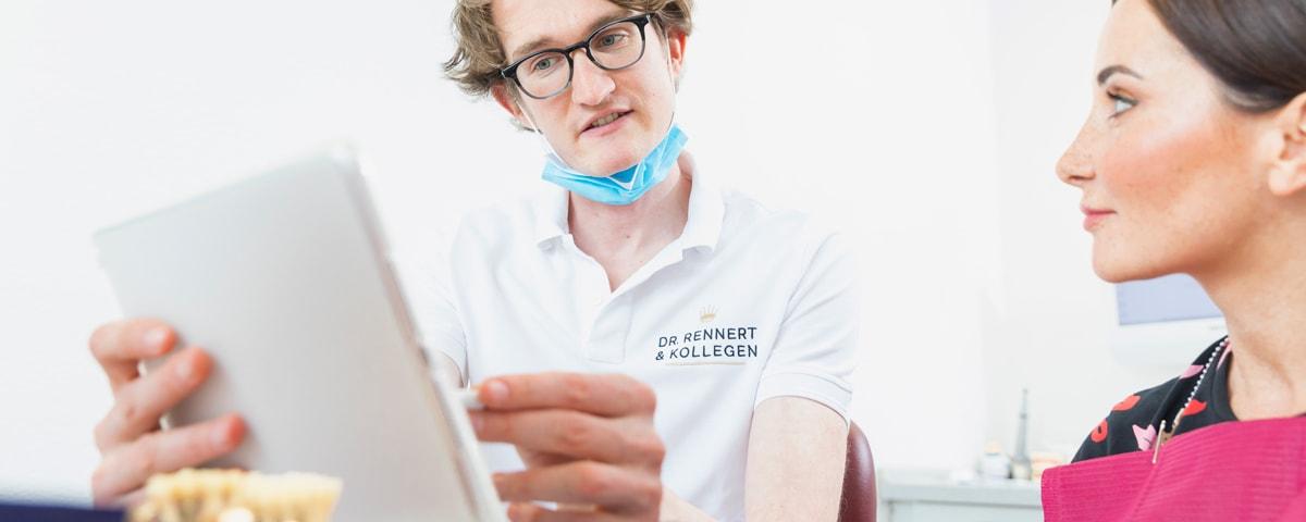 Dr. Rennert & Kollegen - Zahnersatz
